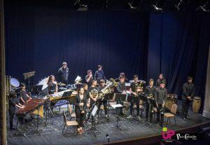 Segundo concierto de Música de Cámara de alumnos y profesores de la Escuela Municipal de Música de Villarrobledo el día 27 de mayo de 2019
